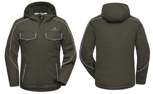 DFZ-Workwear Softshell Winterjacke - Unisex