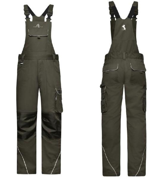 DFZ-Workwear Latzhose - Unisex